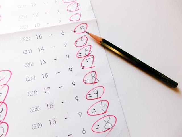 簿記3級の試算表・財務諸表の配点について