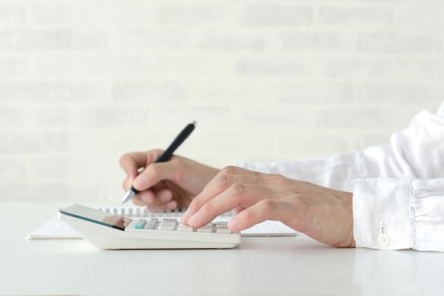 税理士試験の前に電卓はもう一台買っておこう!